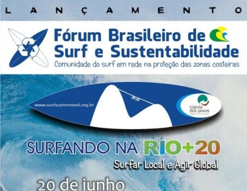 Forum Brasileiro se Surf e Sustentabilidade