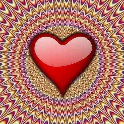 coração rave