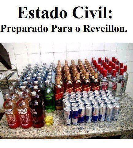 estado civil reveilon