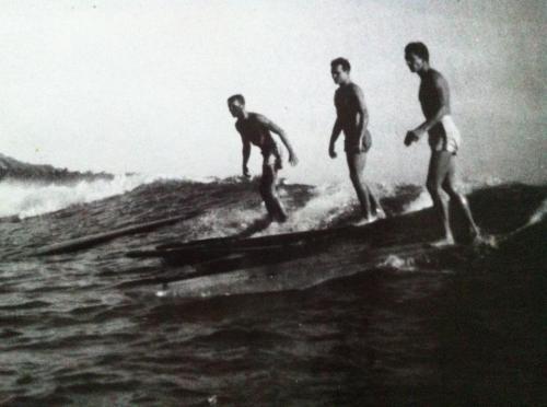 Surfe das antigas