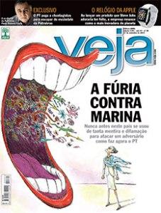 A revista veja desta semana traz uma reportagem com Gabriel Medina