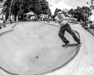 Mais um Tic do mestre no Banks de Itaguara old school skate jam 2014 foto petronio vilela skt for fun